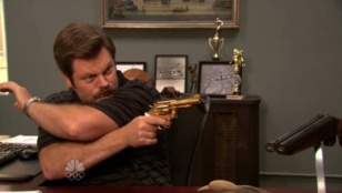 Parks And Recreation 02x05 : Sister City- Seriesaddict